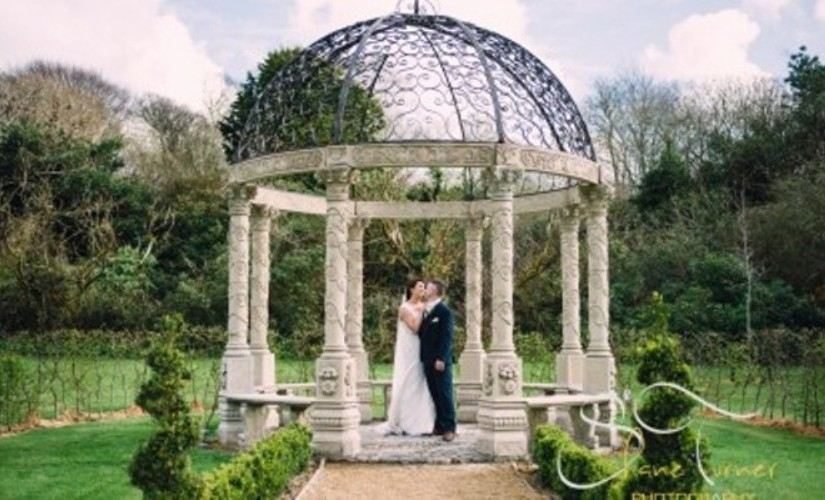 Irish Castle Fairytale Wedding