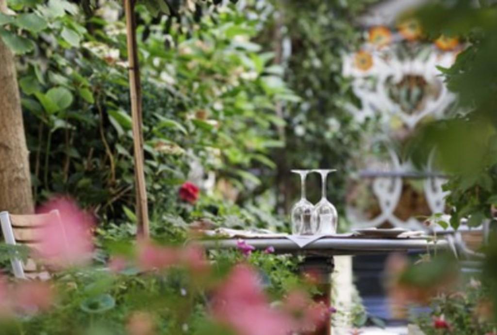 Hotel Regina Cafe Paris