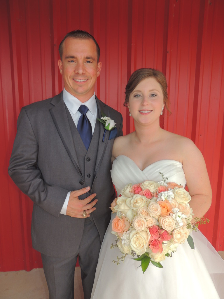 Tirzah Central Texas Wedding Josh and Ashley Champ Rustic Acres Bride Groom