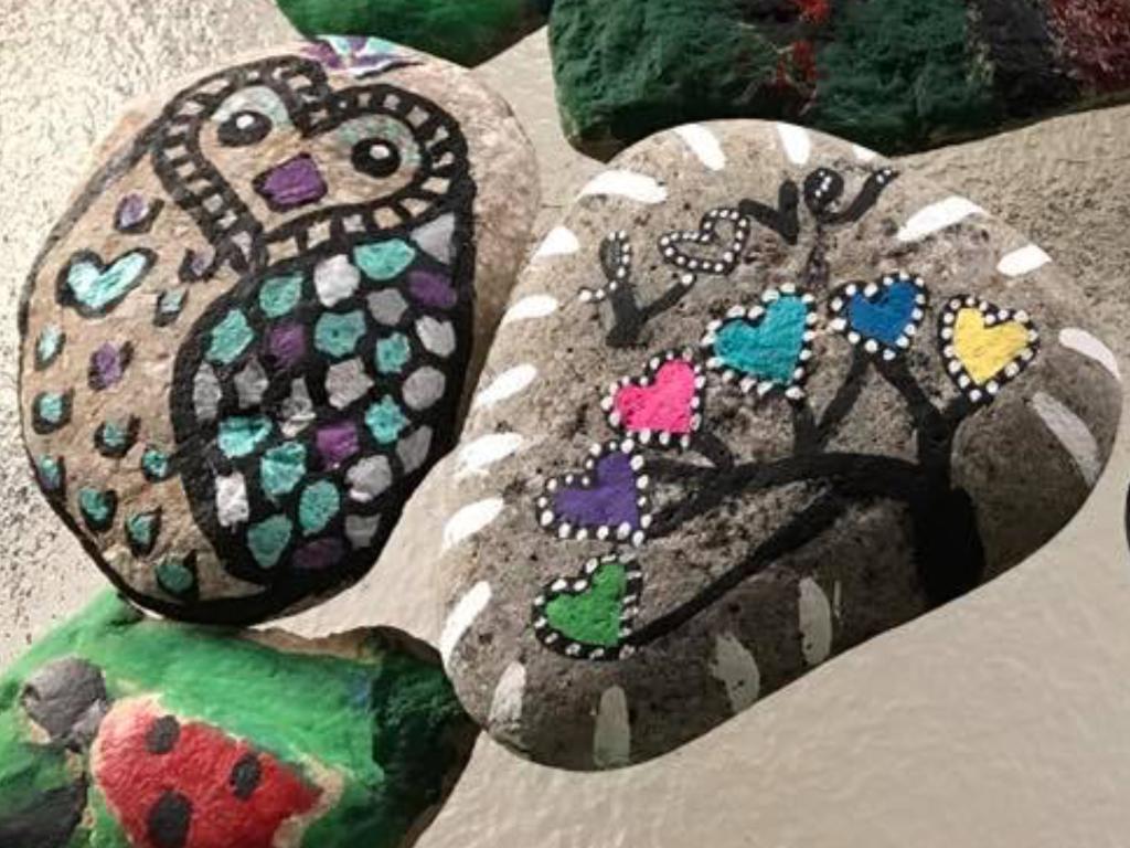 Tirzah Belton Rocks Owl Love