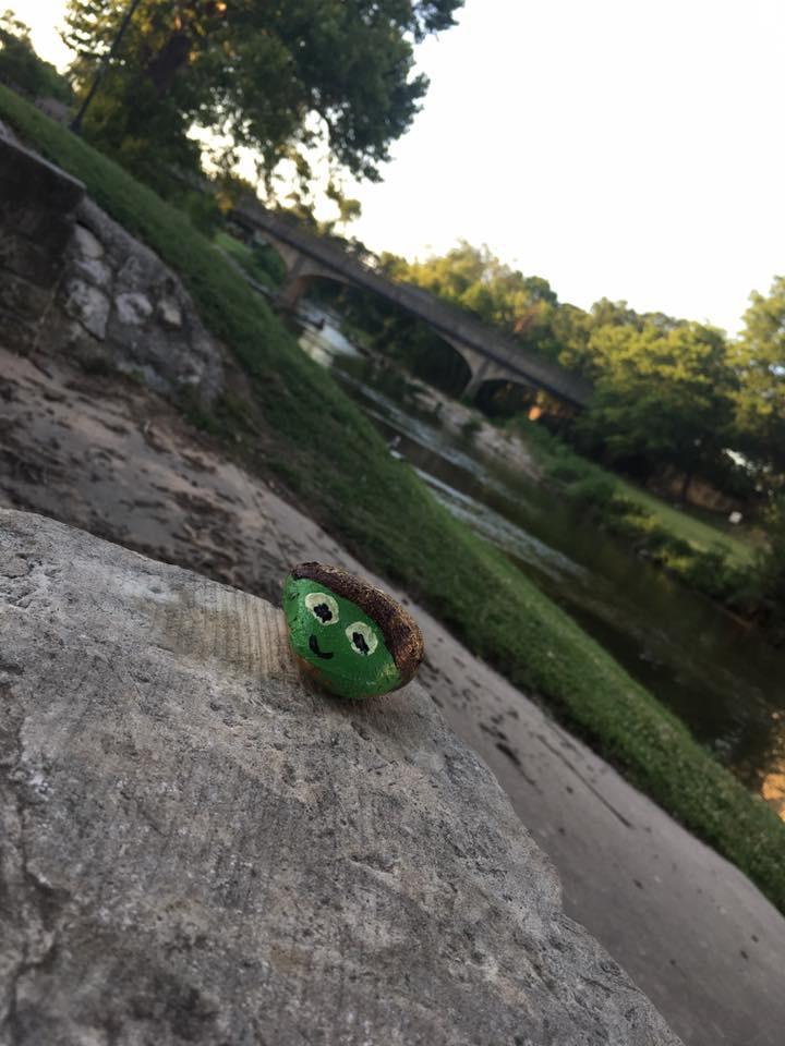 Tirzah Belton Rocks Yettie Polk Park