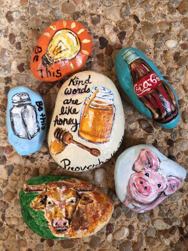 Tirzah Belton Rocks4