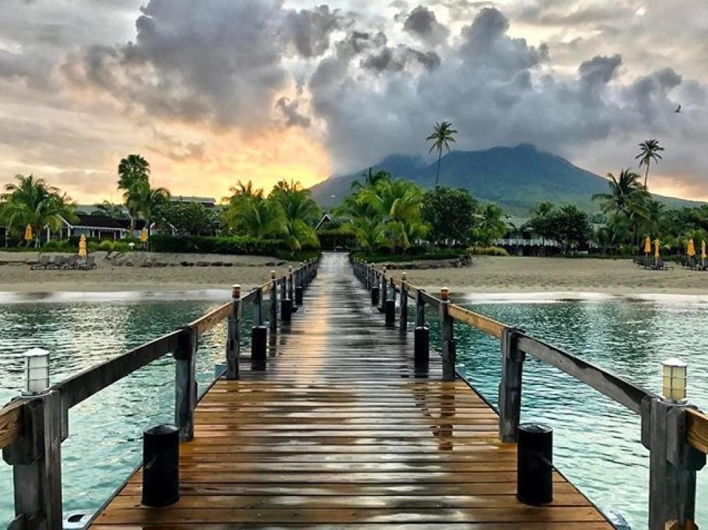 Nevis Caribbean Island Four Seasons