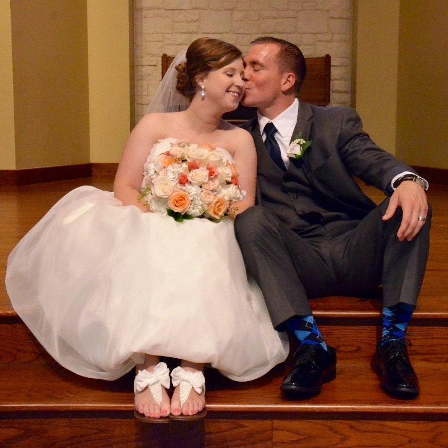 Champ Wedding UMHB Manning Chapel