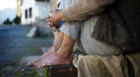 Help for the Homeless - Sock Collection Drive