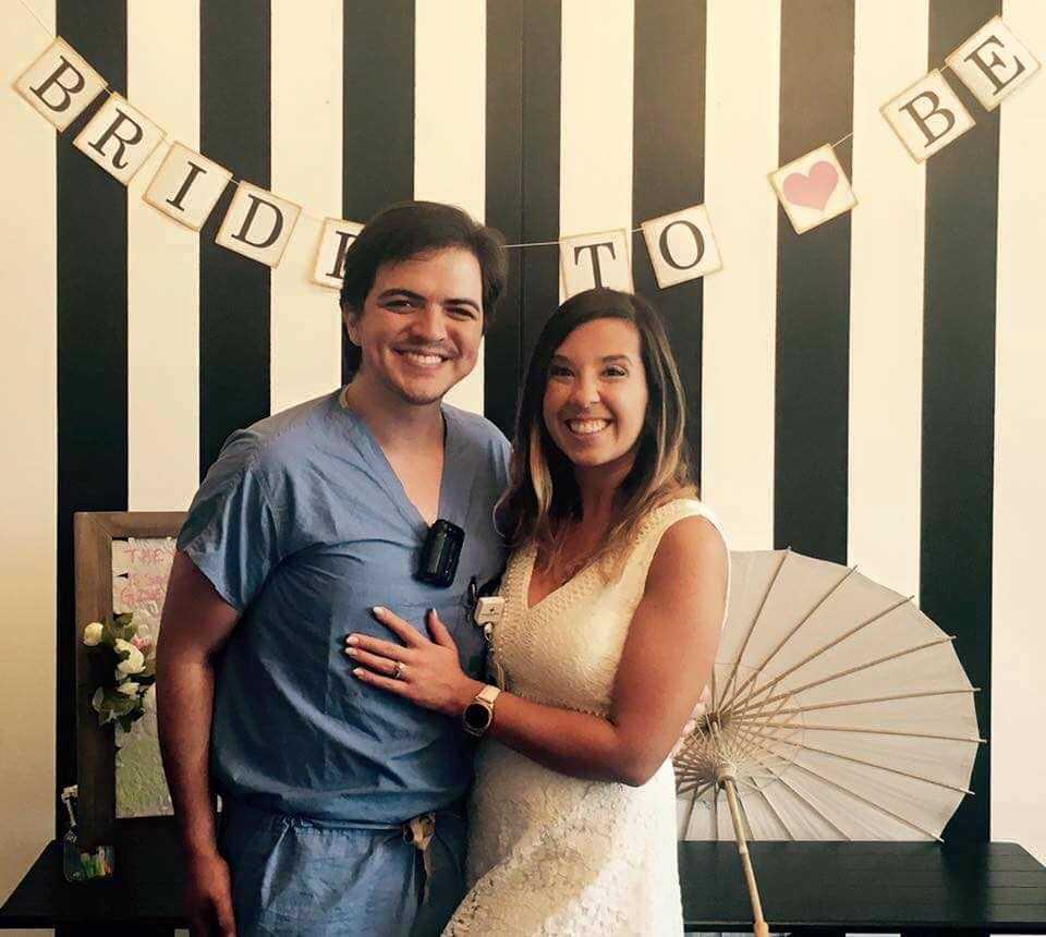 Weddings by Tirzah Central Texas Bridal Shower Josh Marin and Christine Torti