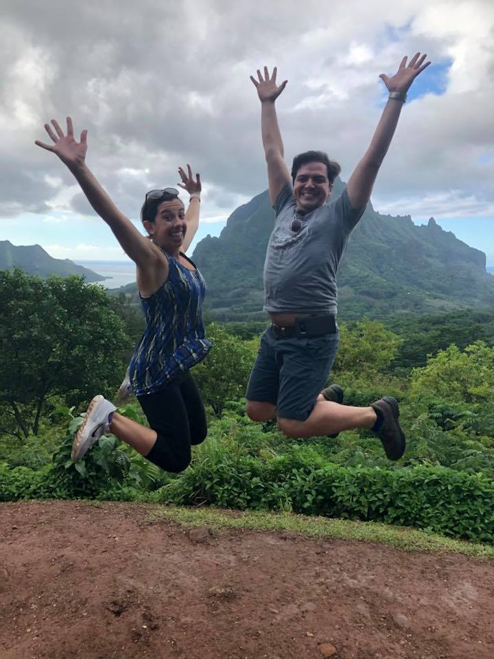 Honeymoon - Bora Bora and Moorea - Loving Life and Making Memories