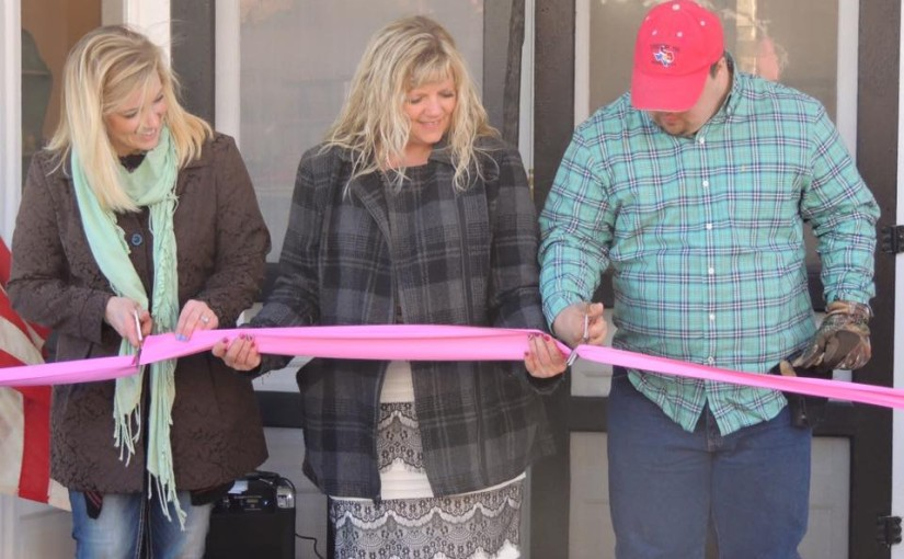 Tirzah Ribbon Cutting and Open House