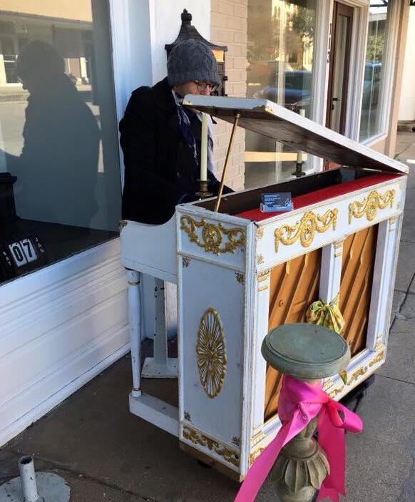 Tirzah Ribbon Cutting Ceremony - Piano