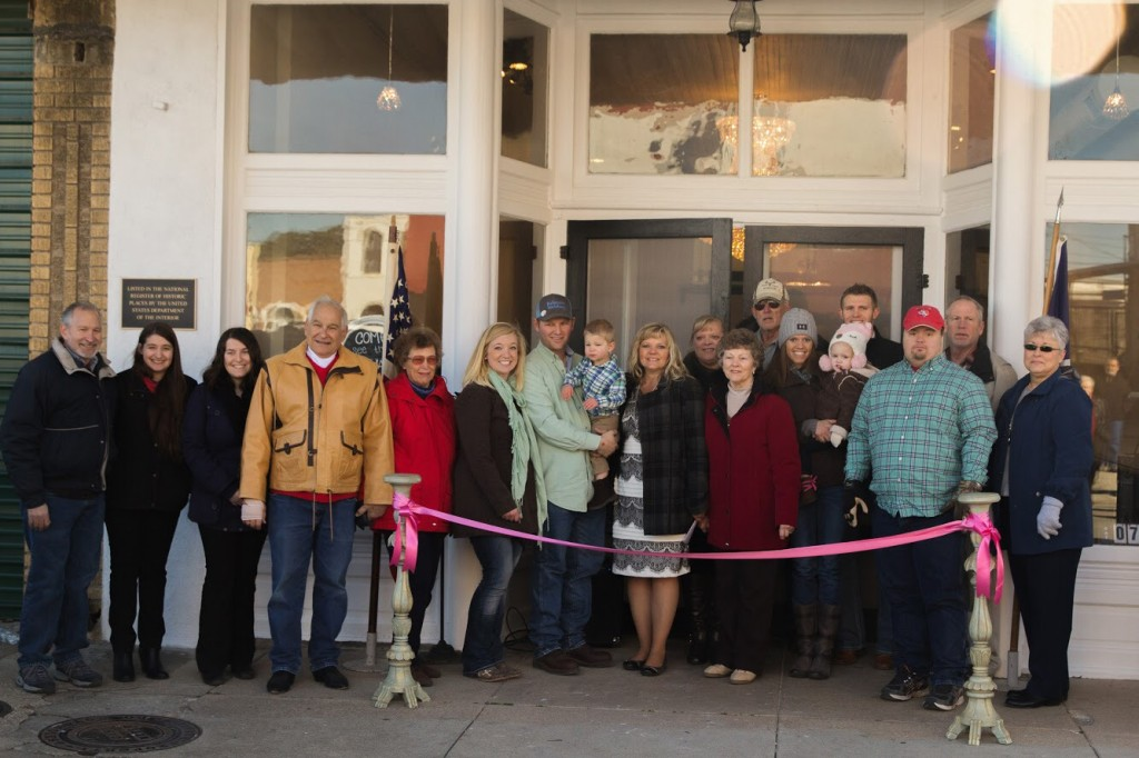 Tirzah Ribbon Cutting Ceremony - Sunday Dinner Family