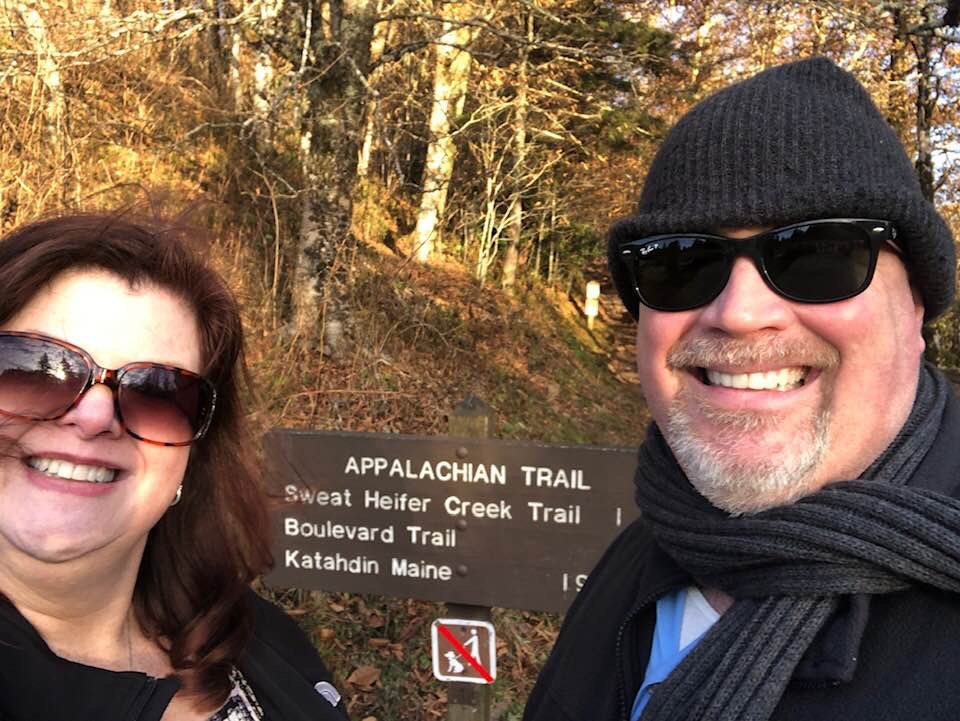 Honeymoon - Appalachian Trail