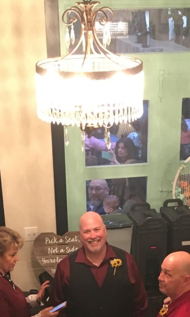 Mike Elkins Groom Wedding Tirzah