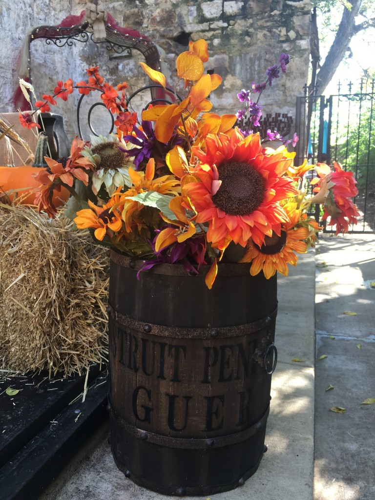 Mike and Montie's Wedding - Floral Decorations