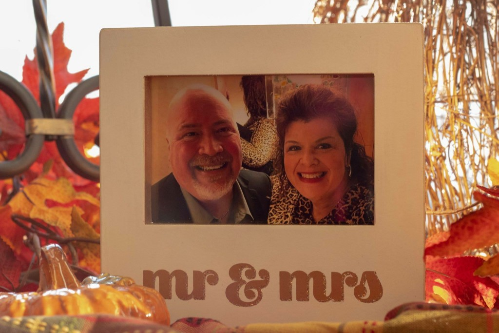 Mike and Montie's Wedding - Mr and Mrs