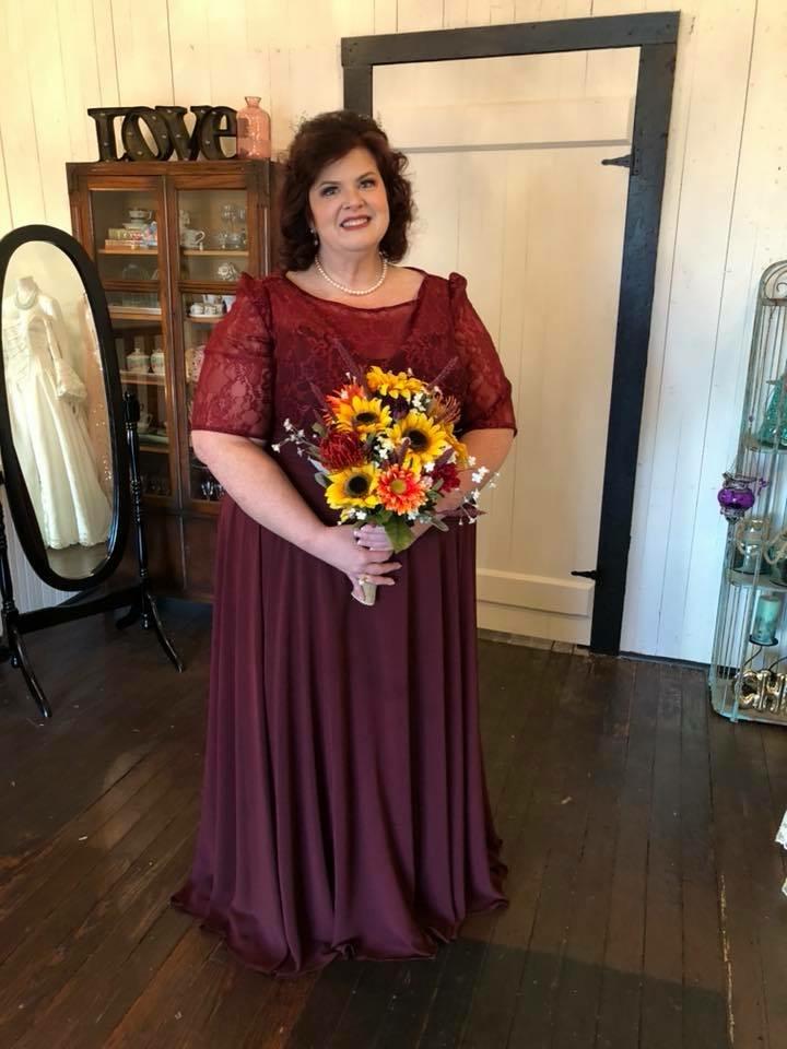 Montie Smith Bride Wedding Tirzah